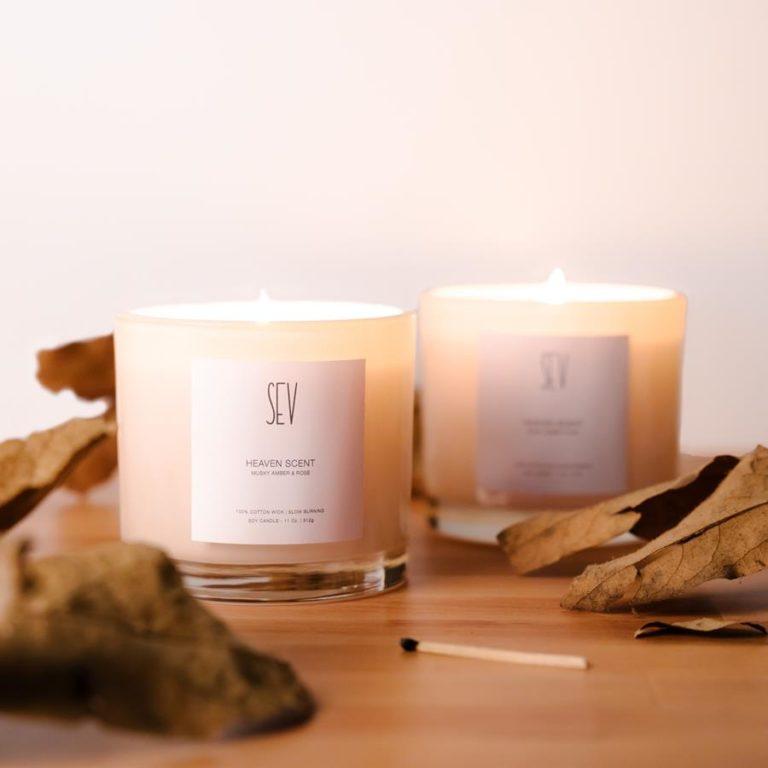 Wybierz odpowiedni zapach wosku do kominka