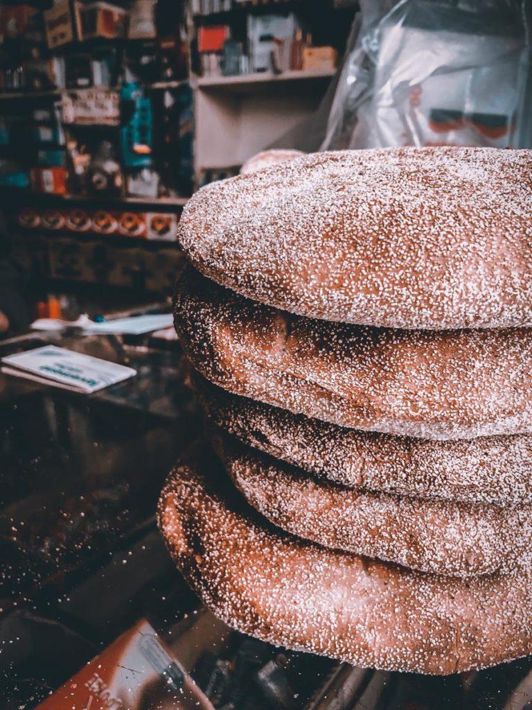 Jak wygląda prawidłowy proces wypieku chleba?